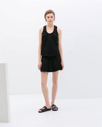 Zara Technical Skirt