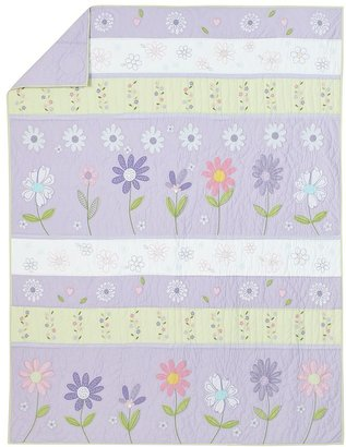 Pottery Barn Kids Daisy Garden Quilted Bedding