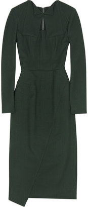 Roland Mouret Anvers fitted dress