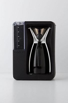 Anthropologie Bodum Bistro Brew Coffee Maker