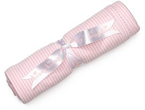 Kissy Kissy Infant Girls' Stripe Blanket - Baby