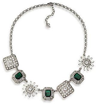 Carolee Emerald Estates Ornate Statement Necklace