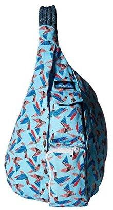 Kavu Rope Bag (Paper Flock) Backpack Bags