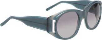 Marni Wide Temple Sunglasses