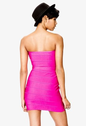 Forever 21 Bandage Bodycon Dress