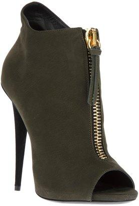 Giuseppe Zanotti Design zipped ankle boot