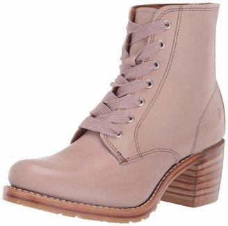 Frye Women's Sabrina 6G Lace Up Combat Boot