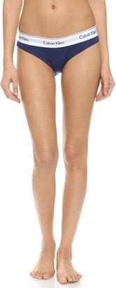 Calvin Klein Underwear Modern Cotton Panties $20 thestylecure.com