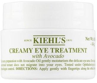 Kiehl's Since 1851 Creamy Eye Treatment With Avocado $29 thestylecure.com
