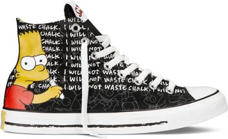 The Simpsons Chuck Taylor All Star