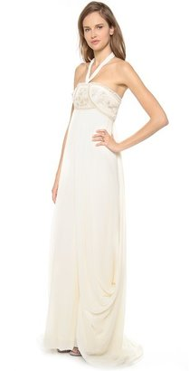 Temperley London Crystal Mirage Dress
