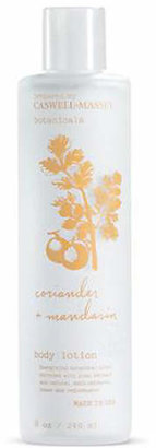 Caswell-Massey Coriander and Mandarin Body Lotion