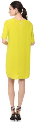 BCBGMAXAZRIA Keyhole Dress
