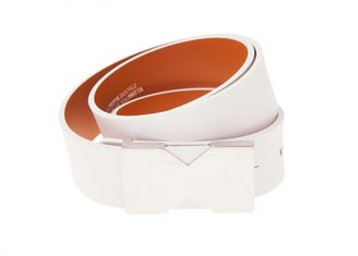 Cacharel Leather Butterfly Belt