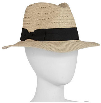 August Hat Co. Inc. Wide Brim Fedora
