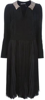Sonia Rykiel pleated dress