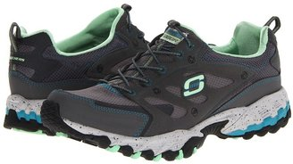 Skechers All Road (Charcoal/Turquoise) - Footwear