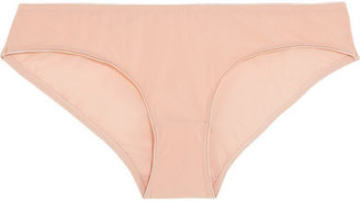 Bodas - Under Bump Smooth Tactel® Maternity Briefs - Blush $40 thestylecure.com
