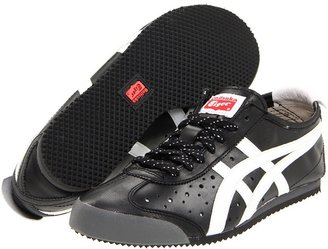 Onitsuka Tiger by Asics Mexico 66 Bike (Black/White 2) - Footwear
