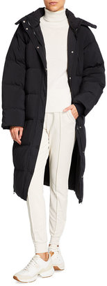 Alo Yoga Aurora Mid-Length Quilted Puffer Coat