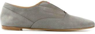Maison Martin Margiela round toe shoe