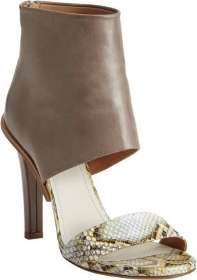 Maison Margiela Python Combo Sandal Boot