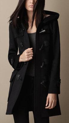 Burberry Wool Duffle Coat