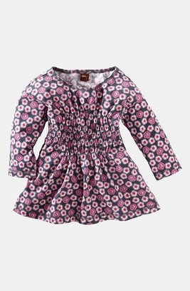 Tea Collection 'Cherry Blossom' Smocked Tunic (Little Girls & Big Girls)