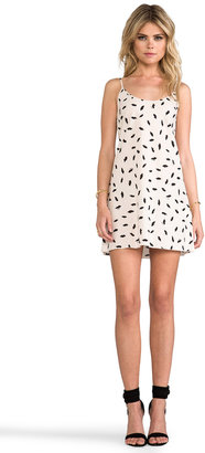 Sonia Rykiel SONIA by Allover Lips Dress