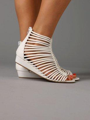 Free People Fishtail Braid Sandal
