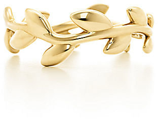 Tiffany & Co. Paloma Picasso®:Olive Leaf Band Ring