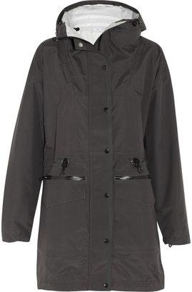 adidas by Stella McCartney W Perf matte-nylon jacket