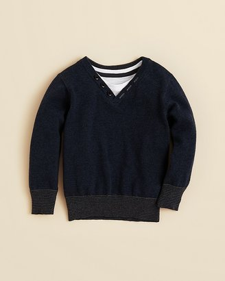 Sovereign Code Infant Boys' Jesse Sweater - Sizes 12-24 Months