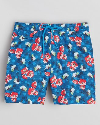 Marc by Marc Jacobs Brennan Floral Swim Trunks