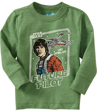 "Star Wars Star Wars™ ""Future Pilot"" Tees for Baby"