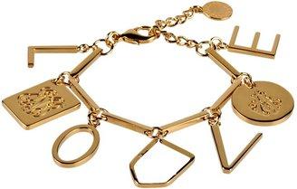 Stella McCartney Love Charm Bracelet