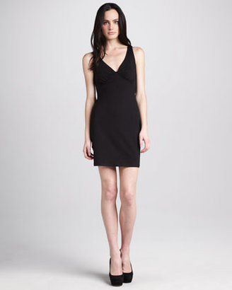 Susana Monaco Open-Back Dress