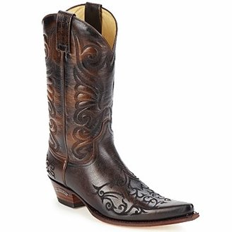 Sendra BILL men's High Boots in Brown
