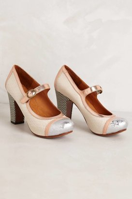 Anthropologie Iona Mary-Janes