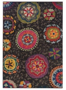 "Oriental Weavers Area Rug, Kaleidoscope 1333N Suzani 5'3"" x 7'6"""