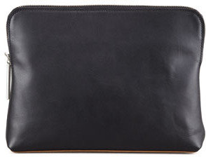 3.1 Phillip Lim Minute Cosmetic Bag, White/Black