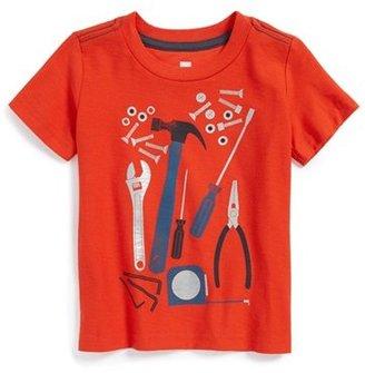 Tea Collection 'Werkzeug' Graphic T-Shirt (Toddler & Little Boys)