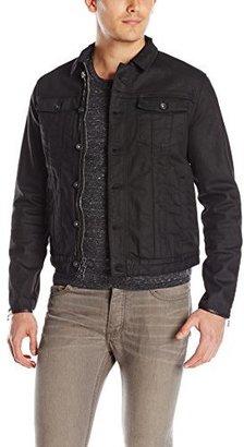 John Varvatos Men's Denim Jacket $398 thestylecure.com