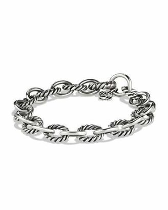 David Yurman Oval Link Bracelet $350 thestylecure.com
