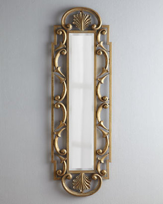 Traditional Iron Dressing Mirror