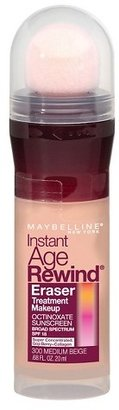 Maybelline® Instant Age Rewind® Eraser Treatment Makeup $8.99 thestylecure.com