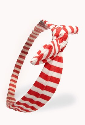 Forever 21 Iconic Striped Headwrap