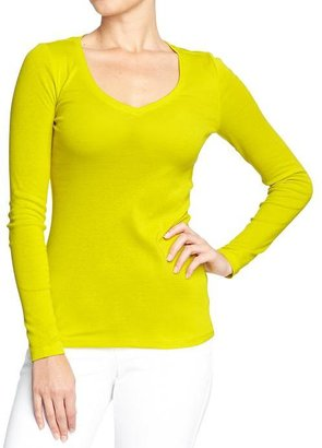 Old Navy Women's Perfect V-Neck Tees