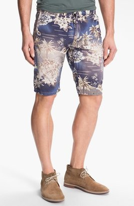 Scotch & Soda 'Island' Print Shorts