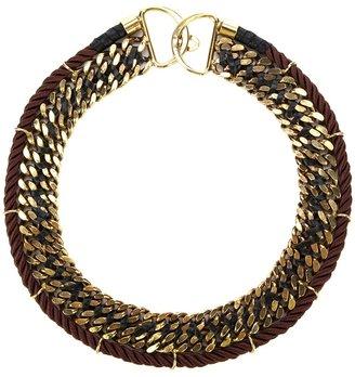 Lizzie Fortunato 'La Belle Epoque' necklace